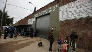 Cárcel de Palmasola, Bolivia