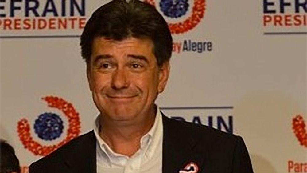 Efraín Alegre