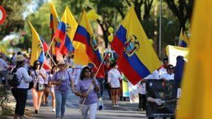 Día de Ecuador en Madrid
