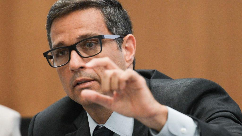 El presidente del Banco Central de Brasil, Roberto Campos Neto