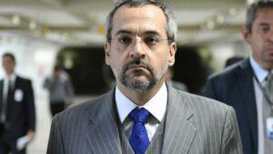 El ministro de Educación de Brasil, Abraham Weintraub