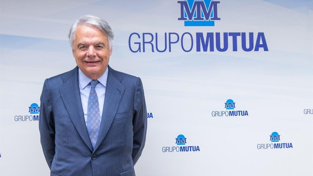 El presidente de Grupo Mutua Madrileña, Ignacio Garralda