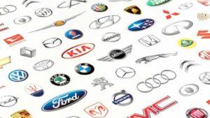 Logos de marcas automovilísticas