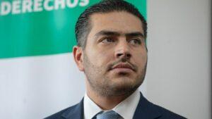 El secretario de Seguridad Ciudadana de la capital de México, Omar García Harfuch