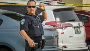 Agente de Policía en Palm Springs