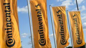 Banderas de la empresa Continental