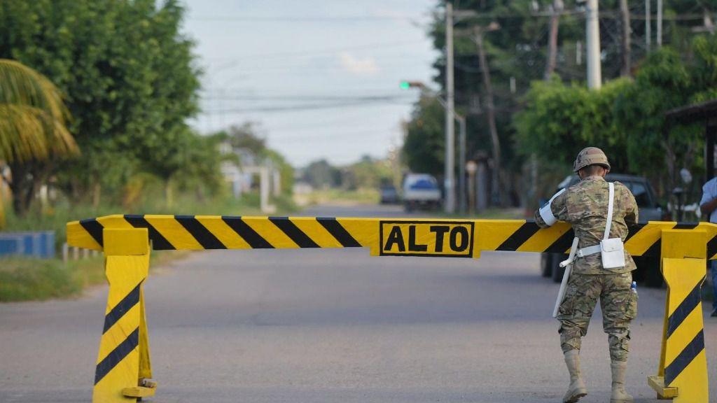 Medidas de vigilancia en Bolivia