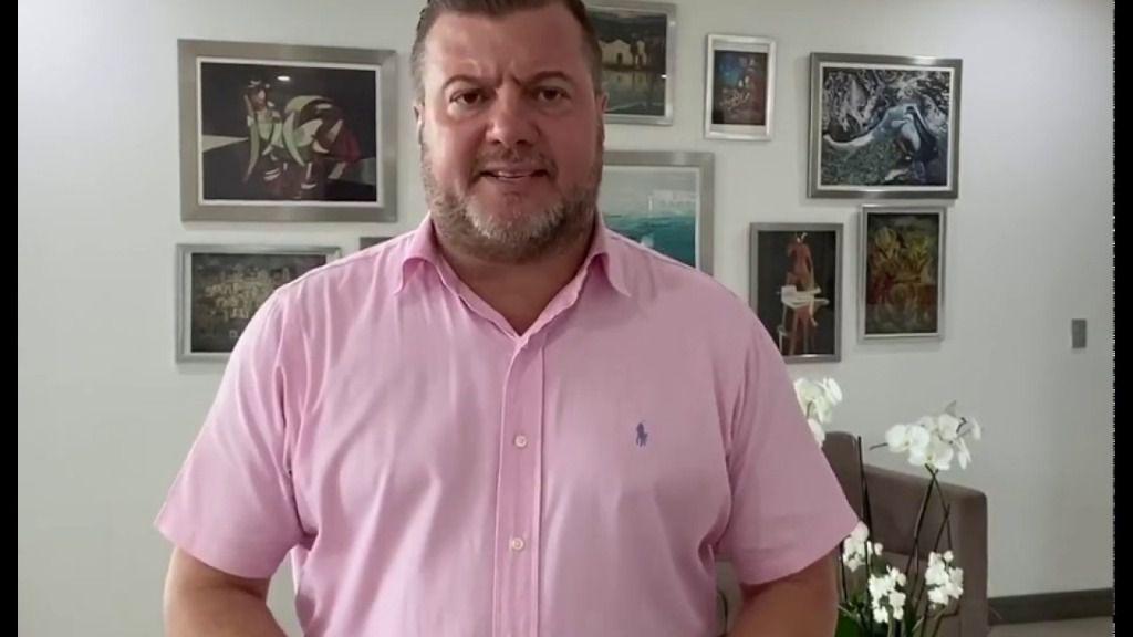 El director de Vigilancia de la Salud de Costa Rica, Rodrigo Marín