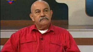 El jefe de Gobierno del Distrito Capital de Caracas, Darío Vivas
