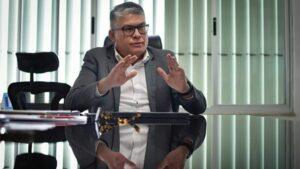 Francisco Araújo, secretario de Salud del Gobierno del Distrito Federal de Brasil