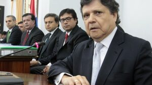 El ministro del Interior de Paraguay, Euclides Acevedo