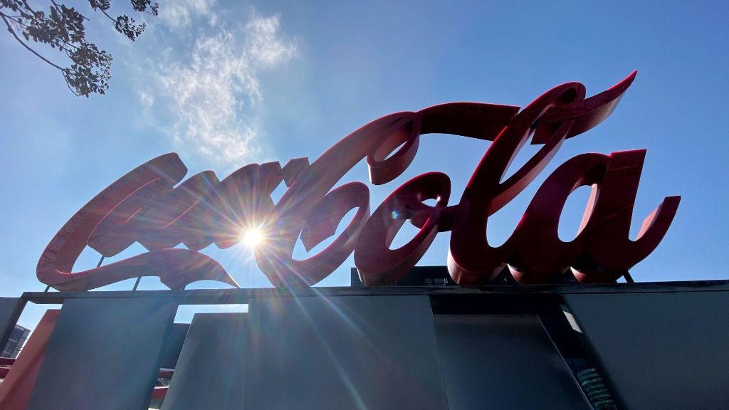 Logotipo de Coca-Cola