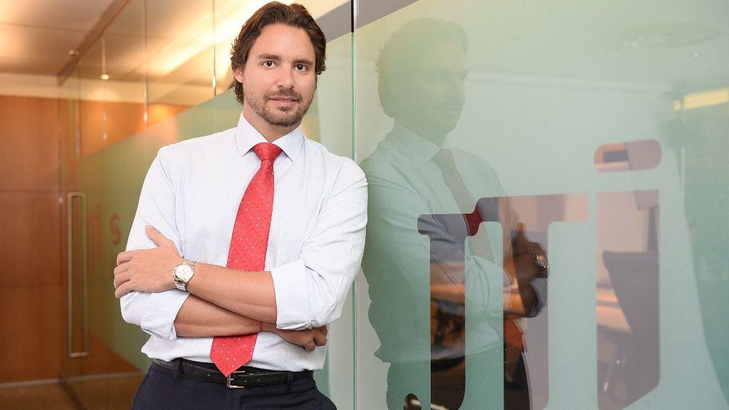 Guilherme Silva, director general de JTI en Iberia