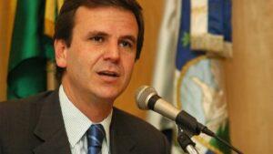 El Alcalde De Río De Janeiro, Eduardo Paes