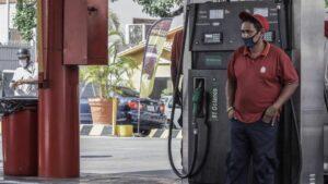 Gasolinera en Caracas