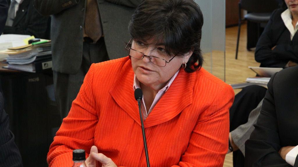 María Elsa Viteri, exministra de Economía y Finanzas de Ecuador
