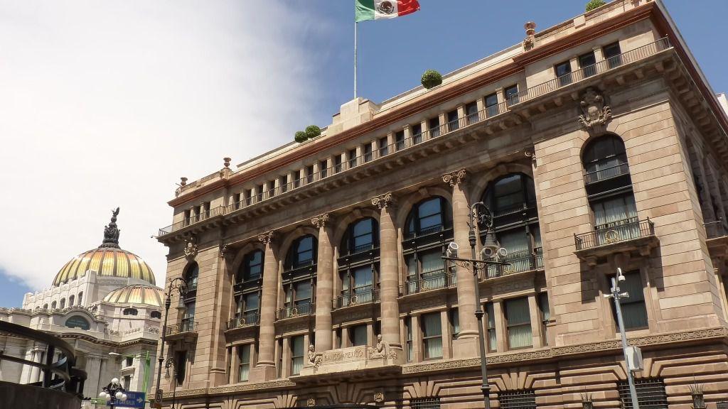 Banco central de México