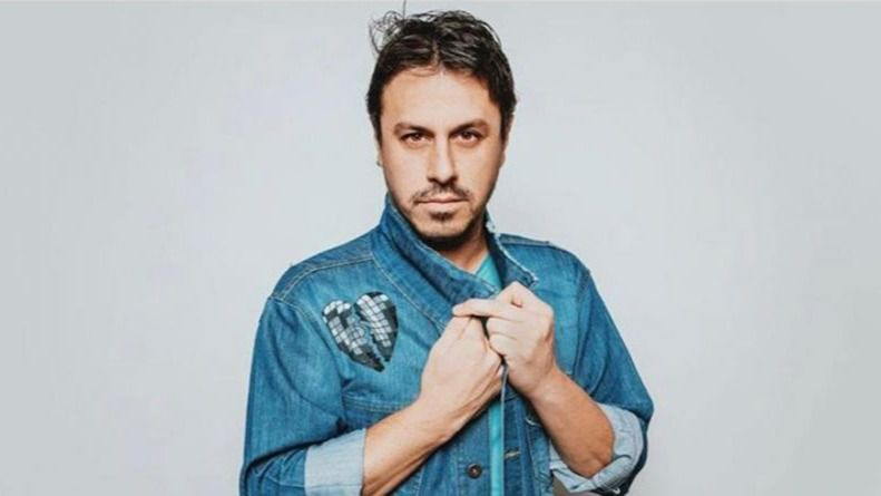 "Santiago Torres, director de la revista ""Billboard Argentina"""