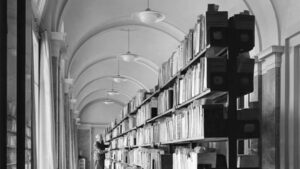 Berlín, Bibliothek Ibero-Amerikanische