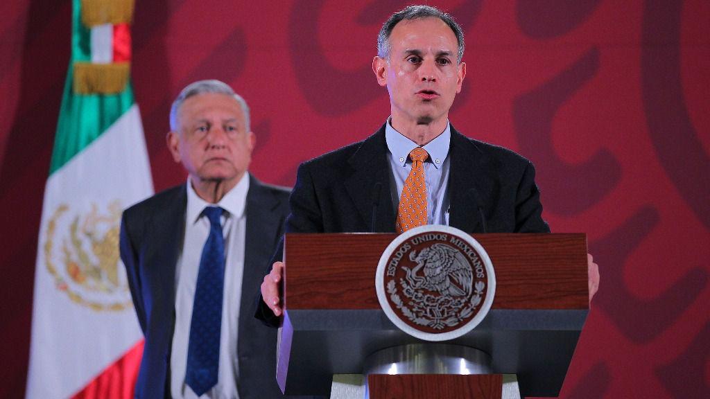 El subsecretario de Prevención y Promoción de la Salud mexicano, Hugo López Gatell