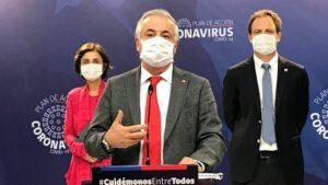 El exministro de Salud de Chile, Jaime Mañalich
