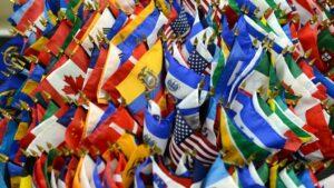 Banderas Latinoamerica