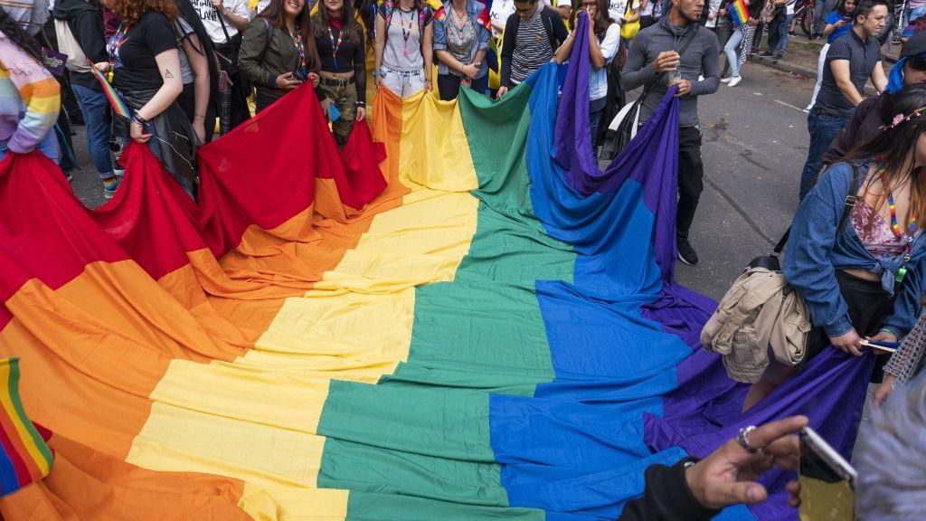 Desfile del Orgullo Gay en Colombia