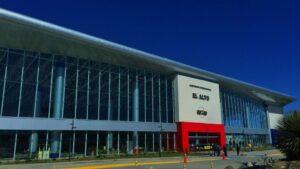 Aeropuerto de El Alto
