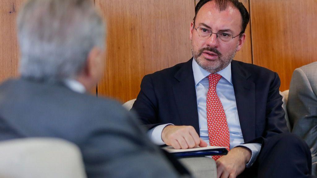 El exministro de Exteriores Luis Videgaray