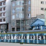 """Argentina rechaza de forma """"contundente"""" las últimas maniobras militares británicas en las Islas Malvinas"""