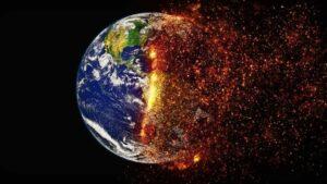 Calentamiento global cambio climático