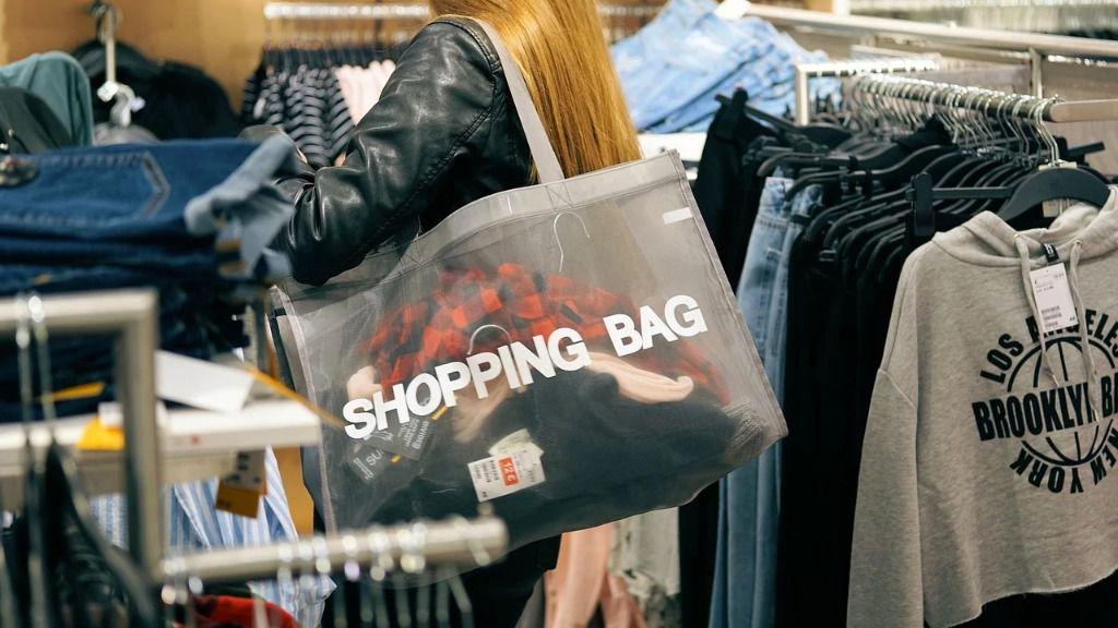 Compras tienda