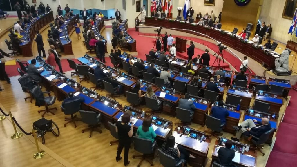 La Asamblea Legislativa de El Salvador
