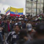 Ambientalistas de Ecuador presionan para realizar una consulta popular sobre la minería en Quito