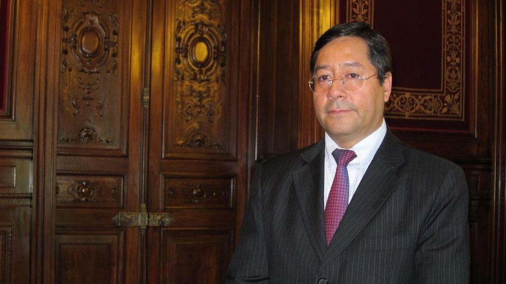 Luis Arce