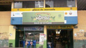 Plaza de mercado de Bogotá