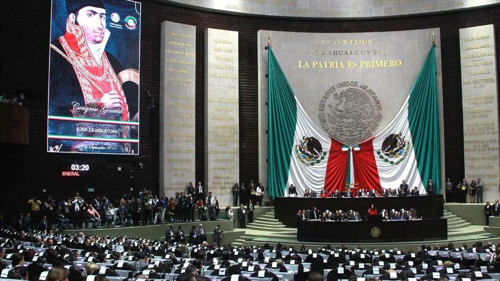 Congreso de los Diputados de México