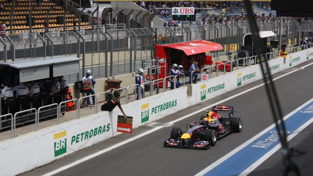 Brasil Interlagos Fórmula 1