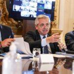 Alberto Fernández emplaza al Mercosur y la UE a trabajar más sobre el acuerdo comercial