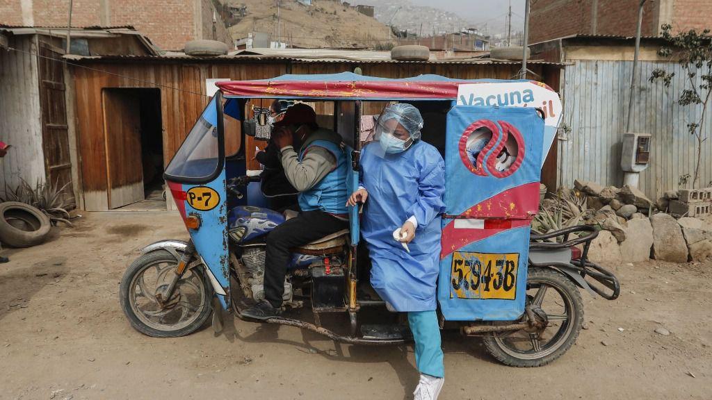 Coronavirus Perú