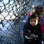 El flujo de niños migrantes aumenta nueve veces en México en los últimos tres meses