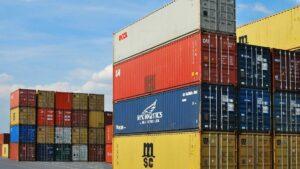 Muelle de mercancías