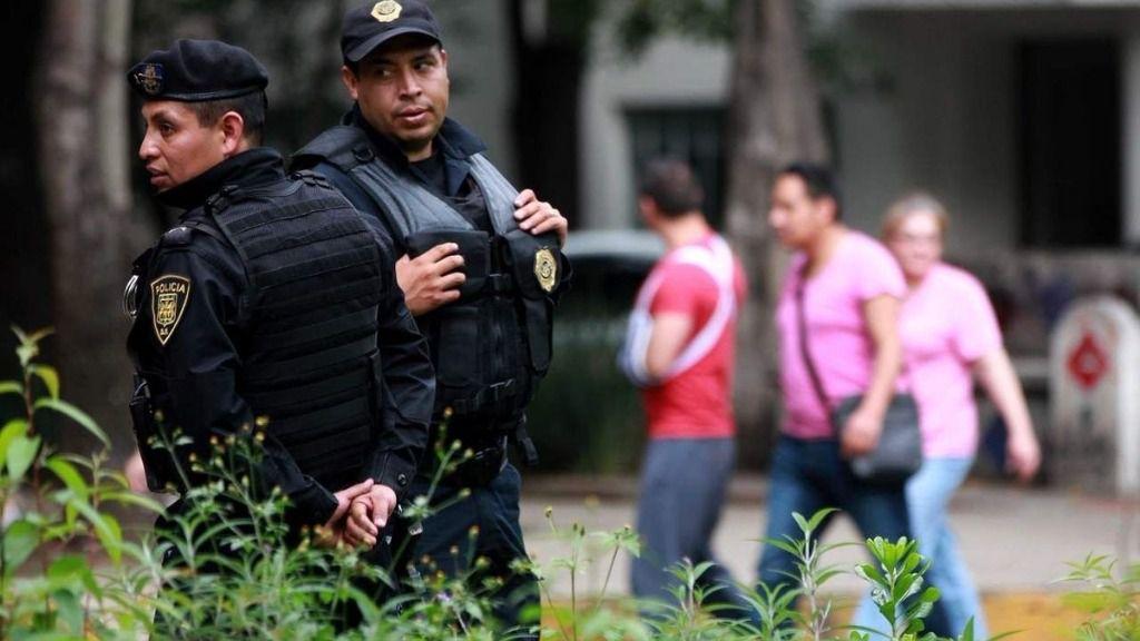 Imagen de archivo de la Policía de México