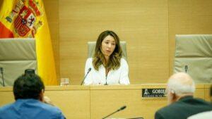 Xiana Méndez, secretaria de Estado de Comercio de España
