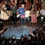 Lula ganaría las próximas elecciones a Bolsonaro con un 55% de votos