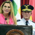 La Fiscalía pide prisión preventiva de seis meses para la expresidenta boliviana Jeanine Áñez