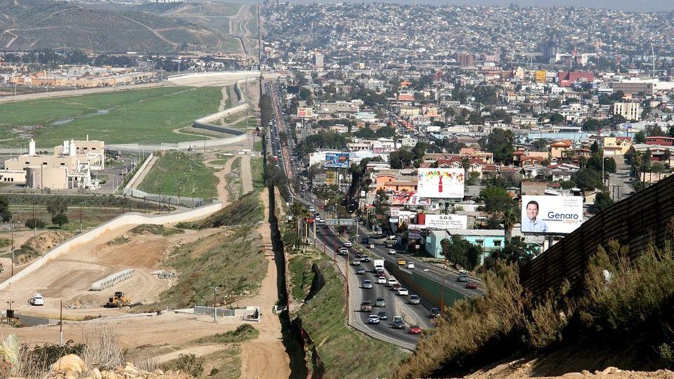 Frontera México EEUU