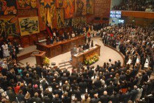 Asamblea Nacional De Ecuador. - EUROPA PRESS/PRESIDENCIA DE ECUADOR