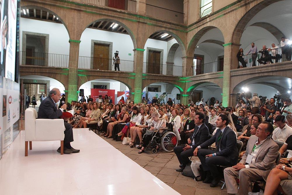 Carlos Slim Gustavo - Foto: Durán / NOTIMEX / Dpa