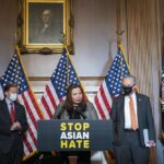 El Senado de EEUU aprueba una ley para perseguir los delitos de odio contra la comunidad asiática